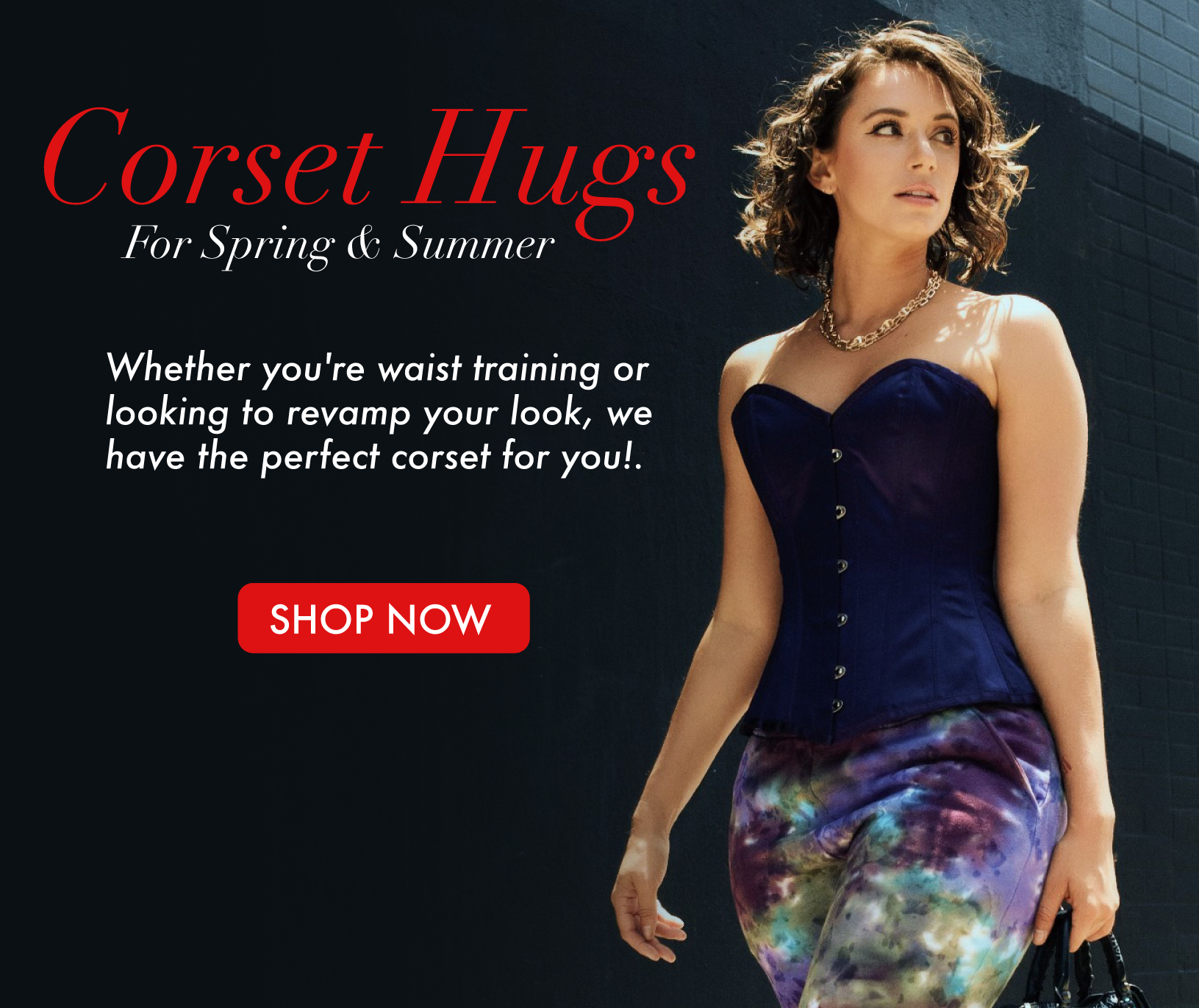 curvista corset
